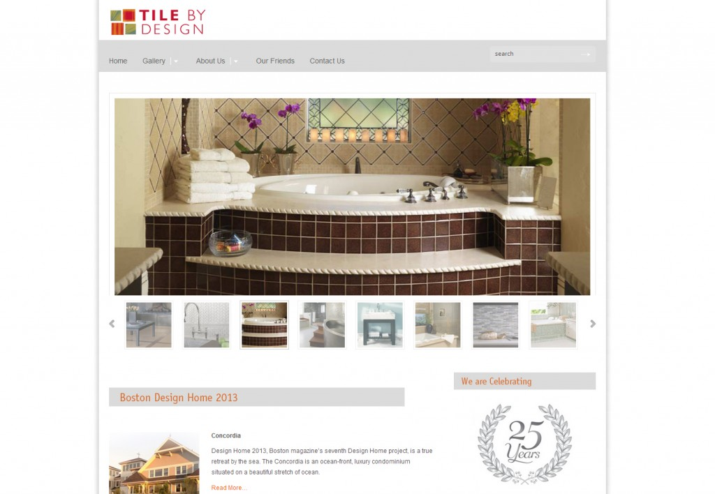 Tile By Design - Alx Agency